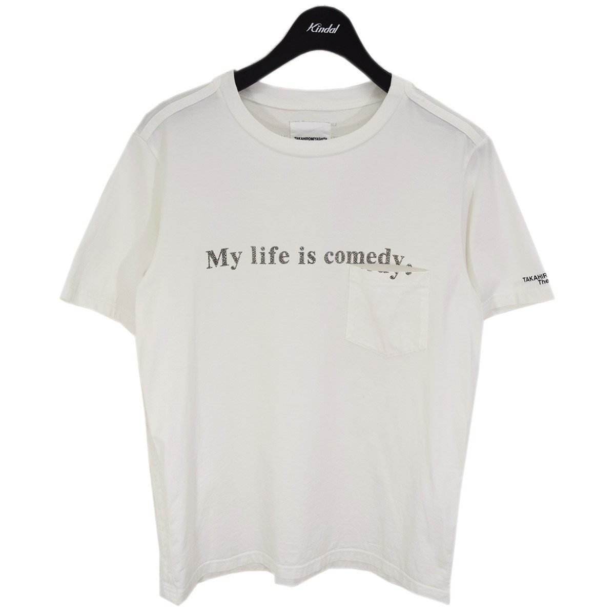 トップス, Tシャツ・カットソー TAKAHIROMIYASHITA TheSoloIst My life is comedy T 2020AW 44 061220