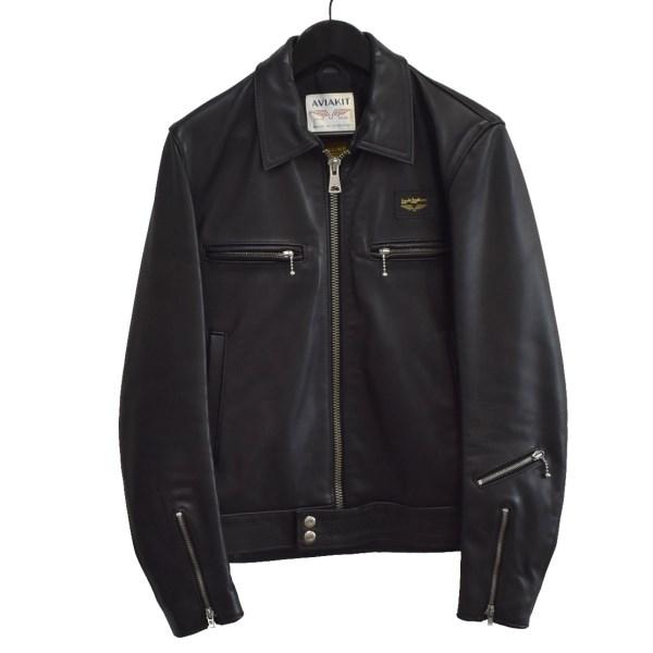 メンズファッション, コート・ジャケット NEIGHBORHOOD Lewis Leathers 10AW DOMINATOR L-JKT S 081220