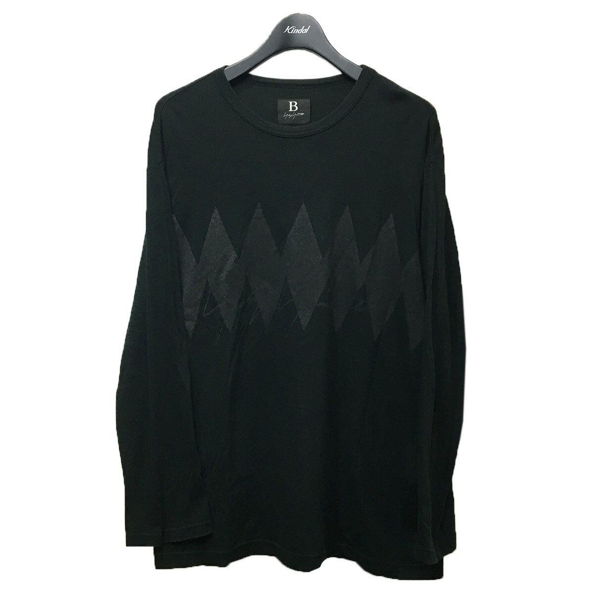 トップス, Tシャツ・カットソー B Yohji Yamamoto18SS 2 38