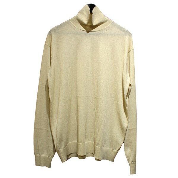 トップス, ニット・セーター AURALEE 20AW Wool Recycle Polyester Wool Knit Turtle Neck 4 260121