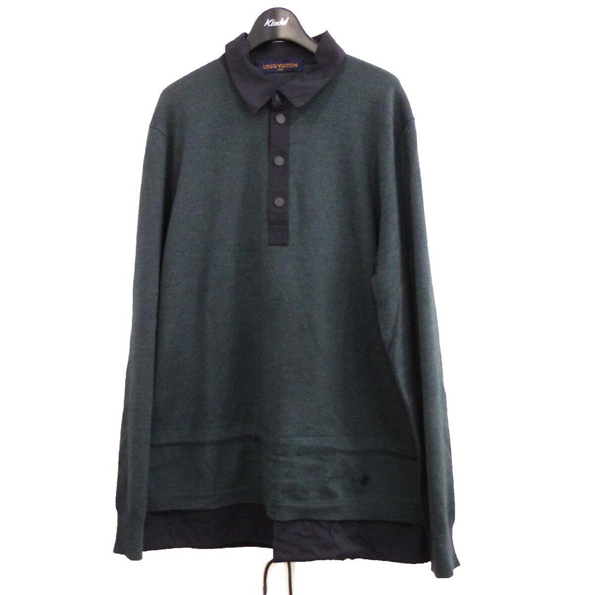 トップス, ポロシャツ LOUIS VUITTON 18SS XL 120221