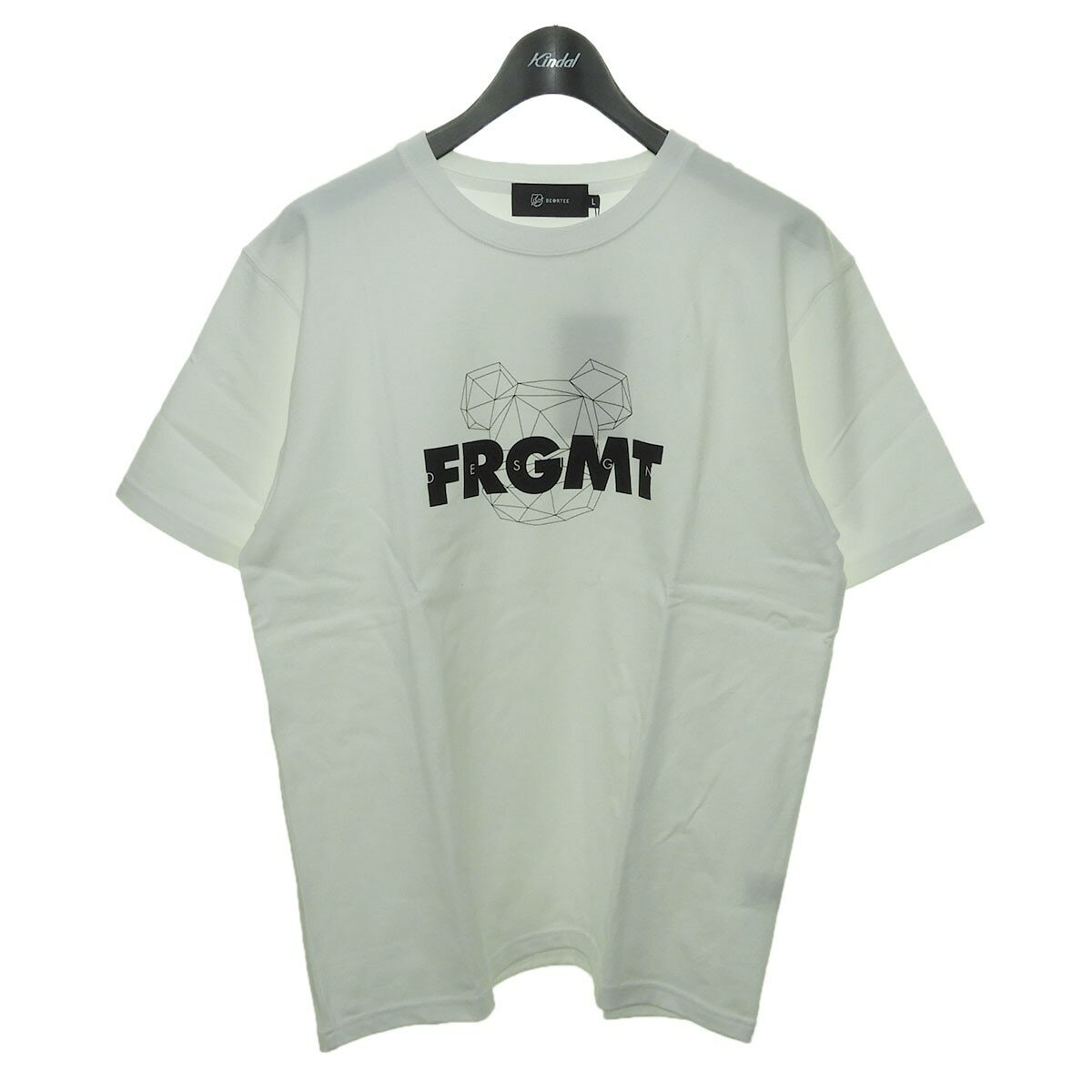 トップス, Tシャツ・カットソー FRAGMENT DESIGN BEARBRICK MEDICOM TOY T L 200221