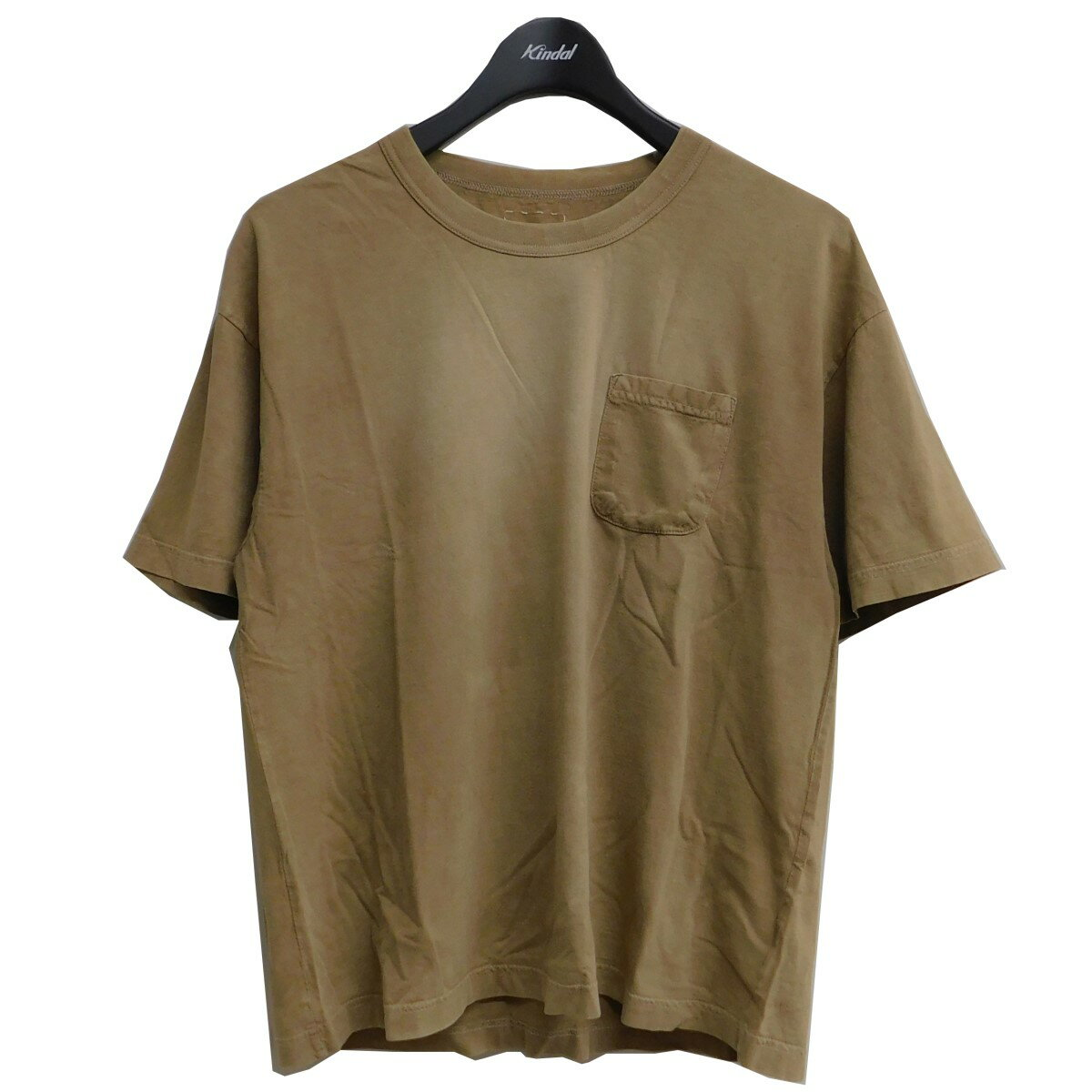 トップス, Tシャツ・カットソー VISVIM2019AW JUMBO TEE SS (ND) MUD MUD 2 531