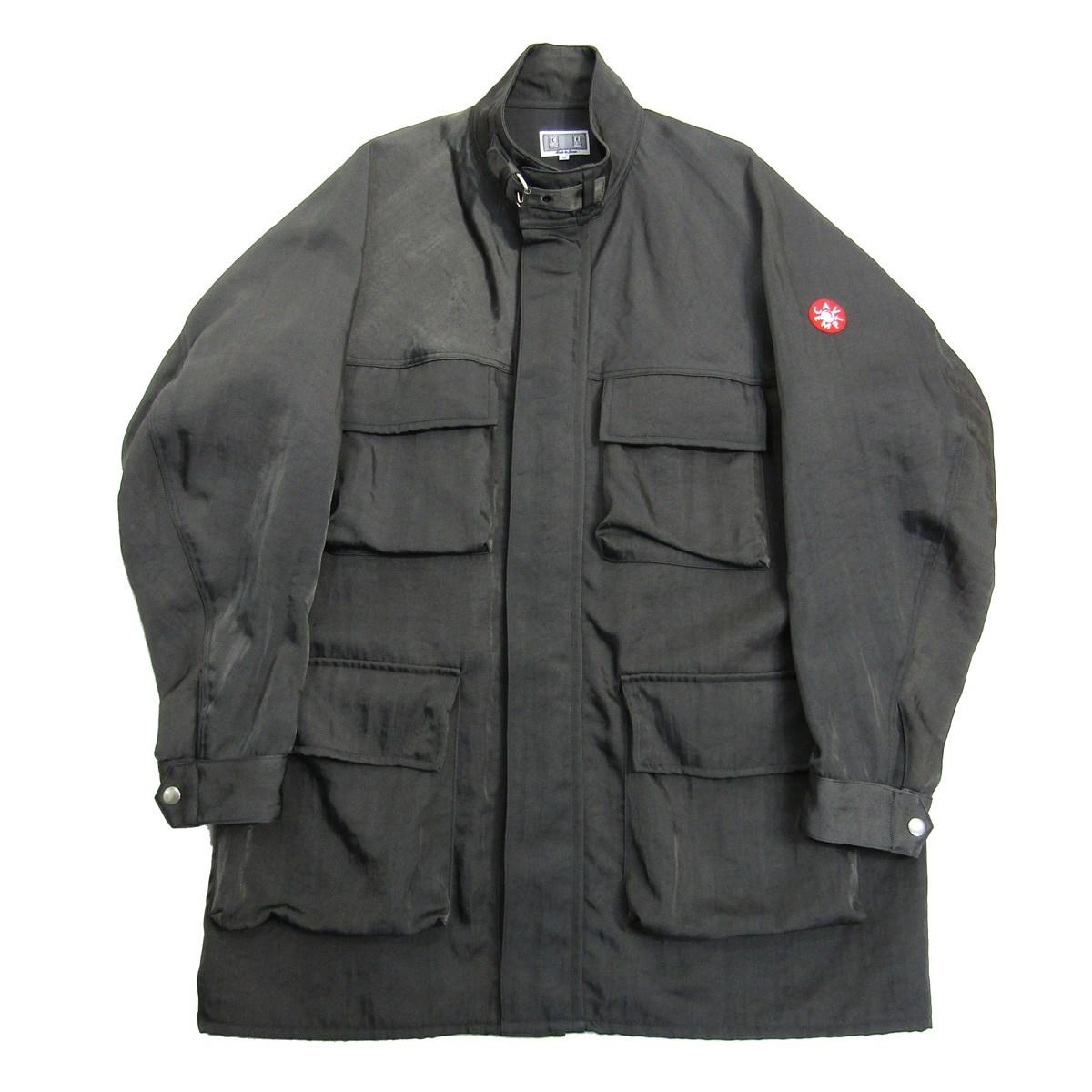 メンズファッション, コート・ジャケット CE CAVEMPT MID 4 POCKET ZIP COAT Charcoal M 020321