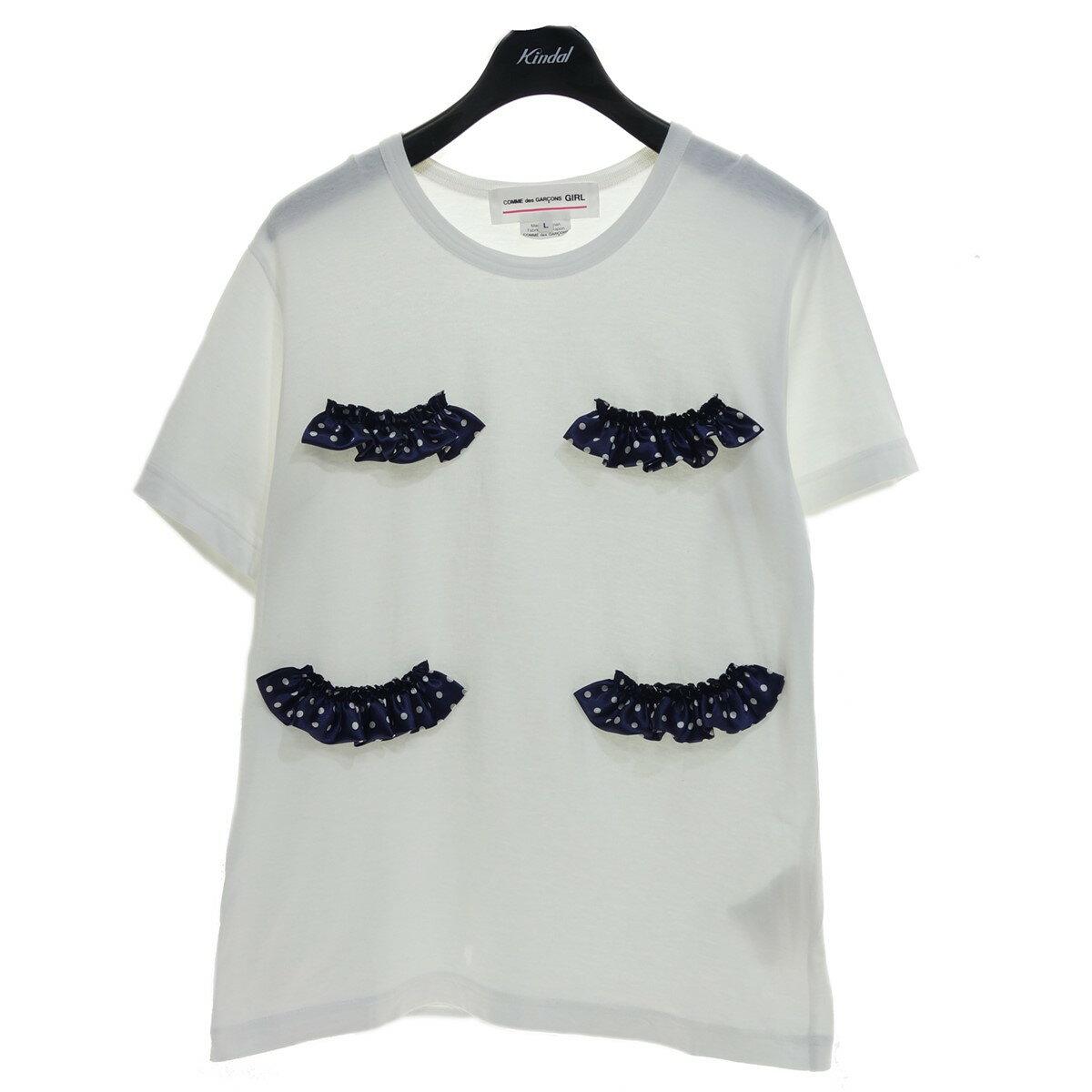 トップス, Tシャツ・カットソー COMME des GARCONS GIRL 2020SST L 060321