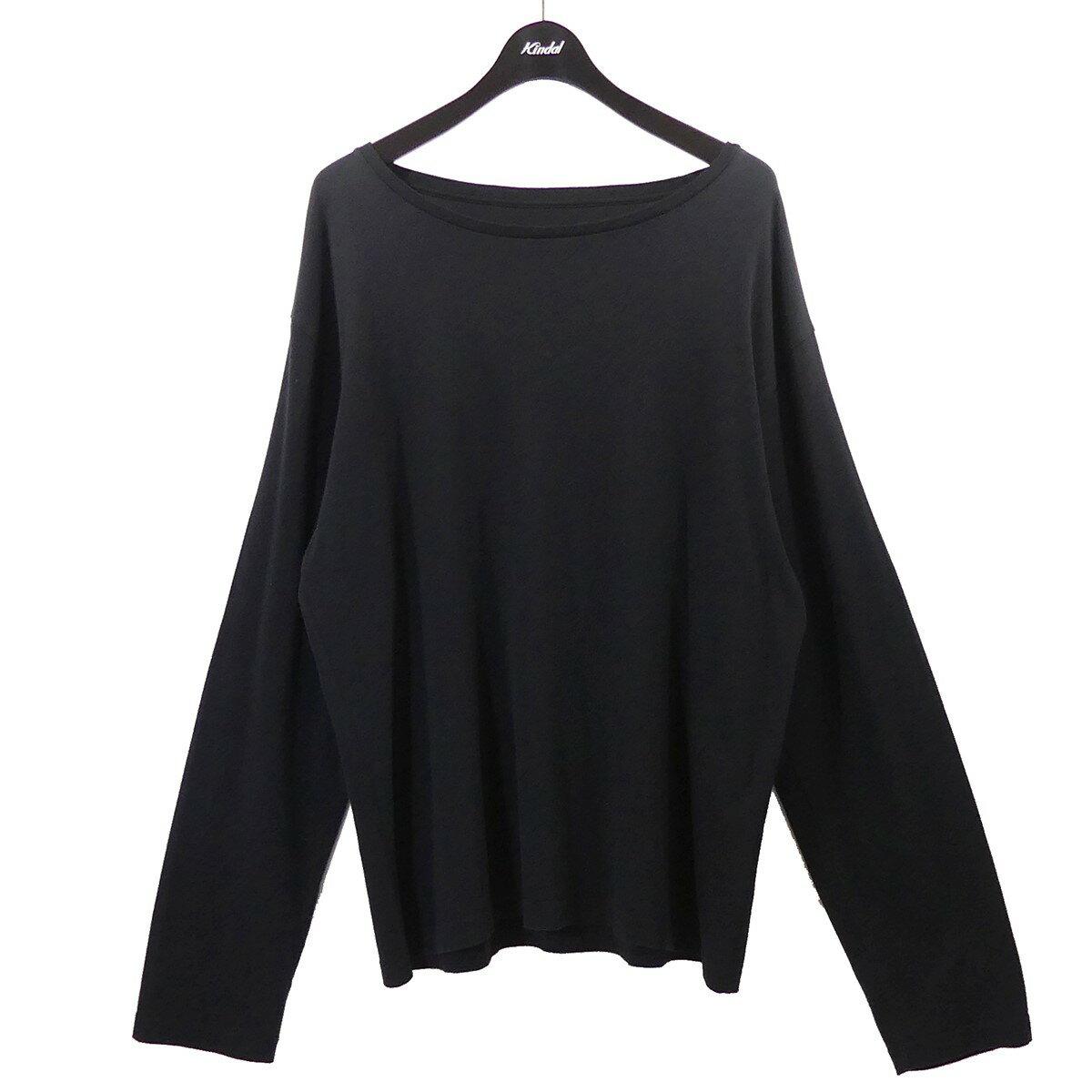 トップス, Tシャツ・カットソー Porter Classic BLACK CS CREWNECK T XXL 090321