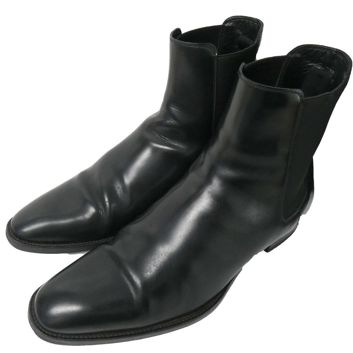 ブーツ, サイドゴア SAINT LAURENT PARIS 41(26cm) 240321
