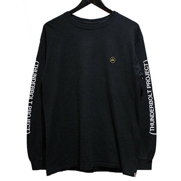 トップス, Tシャツ・カットソー FRAGMENT POKEMON THUNDERBOLT PROJECT POKEMON TBP LOGO A LS TEE T 2 270321