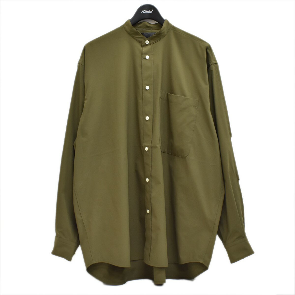 トップス, カジュアルシャツ DAIWA PIER39 20AW TECH REGULAR COLLAR SHIRTS LONG SLEEVE M 140421