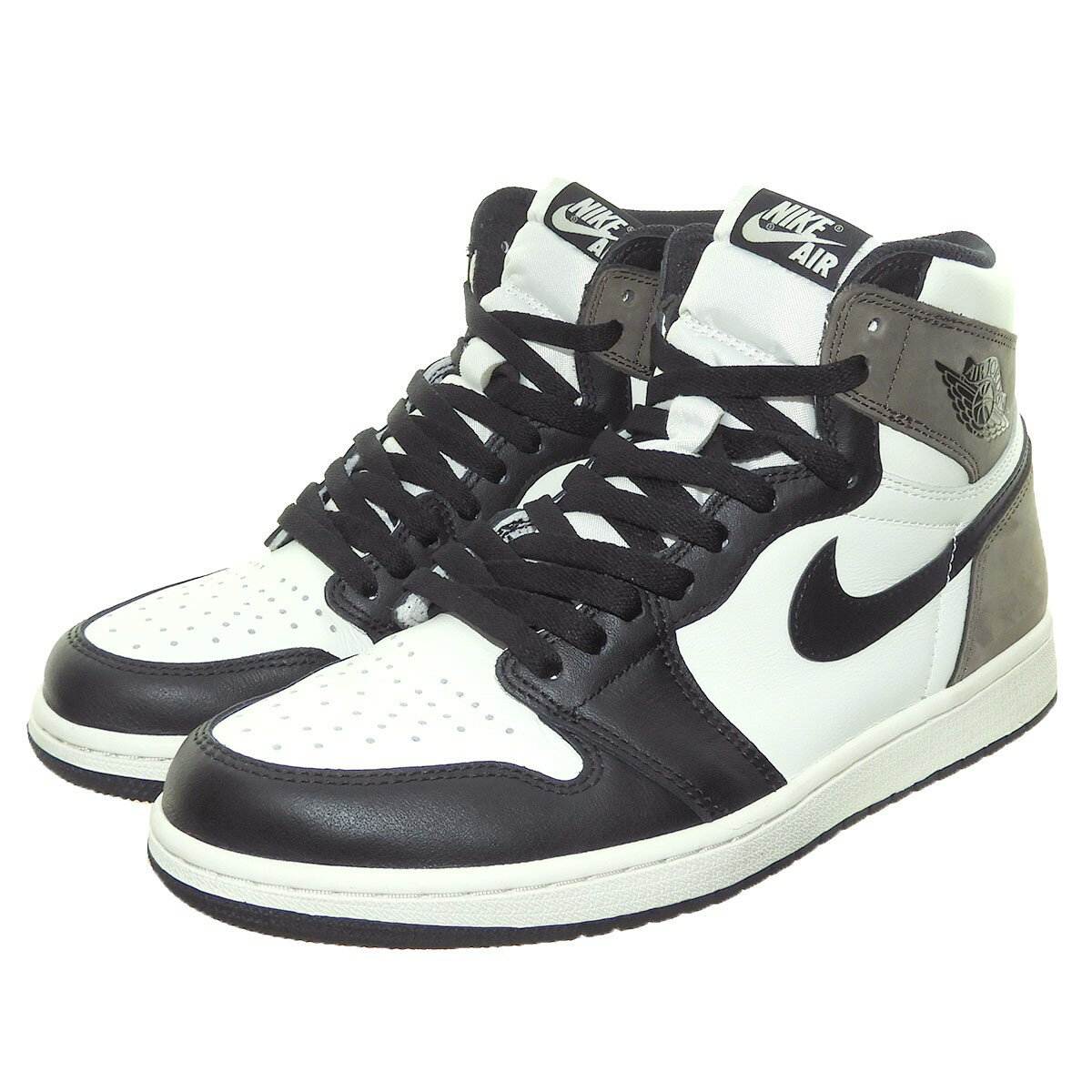 メンズ靴, スニーカー NIKE AIR JORDAN 1 RETRO HIGH OG DARK MOCHA 275cm 230421