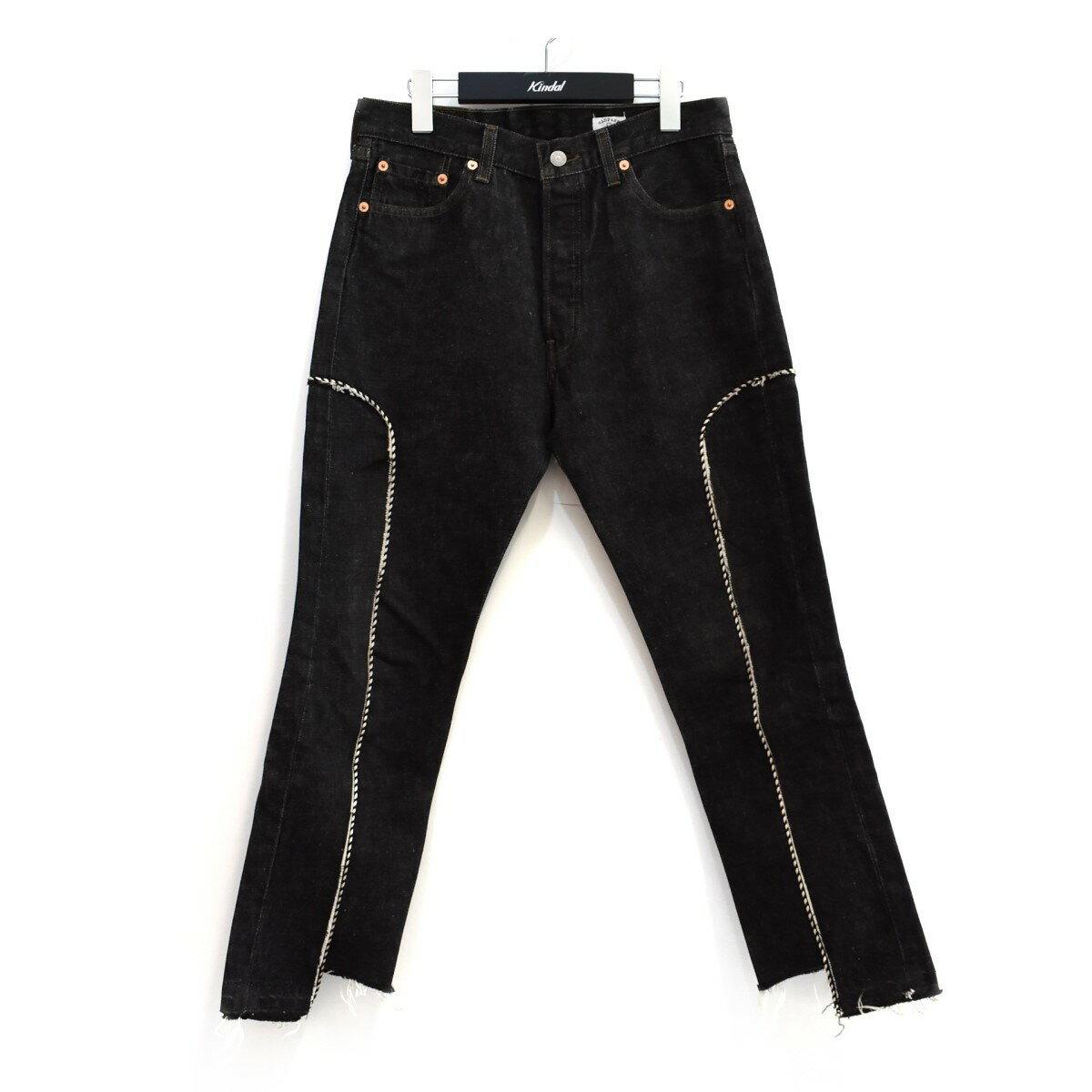 メンズファッション, ズボン・パンツ OLDPARK WESTERN JEANS S 020521
