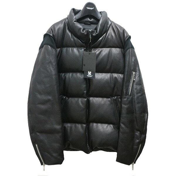 メンズファッション, コート・ジャケット UNDER COVER fragment design 21SS 30th Leather sleeve down jacket 4 300521