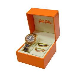 【中古】Folli Follie 腕時計 【080621】(フォリフォリ)
