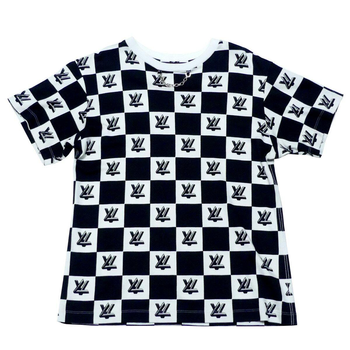 トップス, Tシャツ・カットソー LOUIS VUITTON 2018SS LV T S 120621