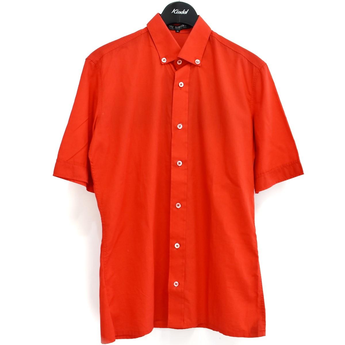 トップス, カジュアルシャツ RAF SIMONS 2002ss Be Pure Be Vigilant Behave Shirt 46 270621