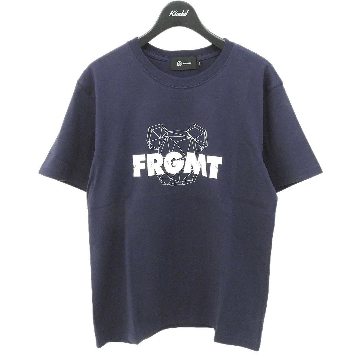 トップス, Tシャツ・カットソー FRAGMENT DESIGN BEARBRICK MEDICOM TOY EXHIBITION 2020 IN VIRTUALT S 100721