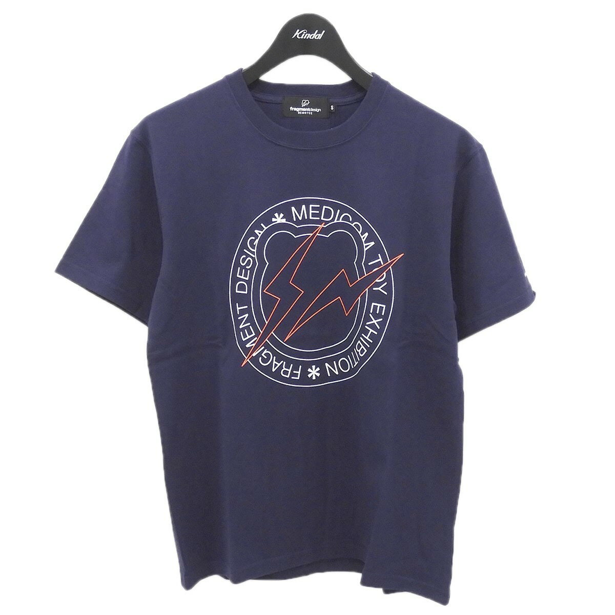 トップス, Tシャツ・カットソー FRAGMENT DESIGN BEARBRICK MEDICOM TOY EXHIBITION 2020 IN VIRTUALT S 110721