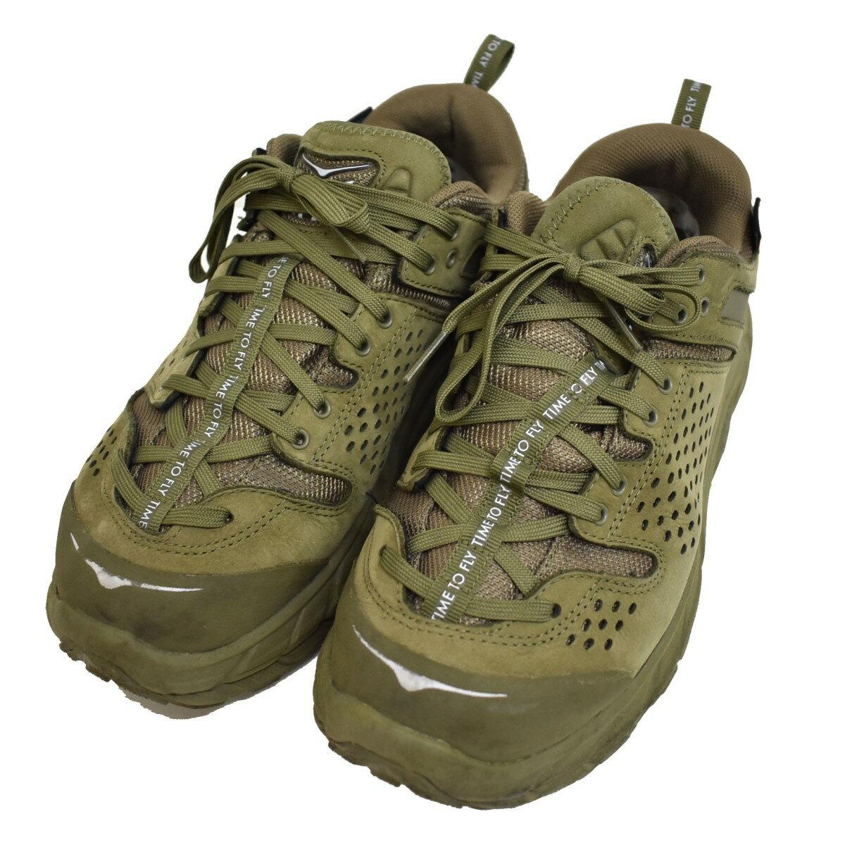 メンズ靴, スニーカー HOKAONEONEM TOR ULTRA LOW WP JP 26cm 913