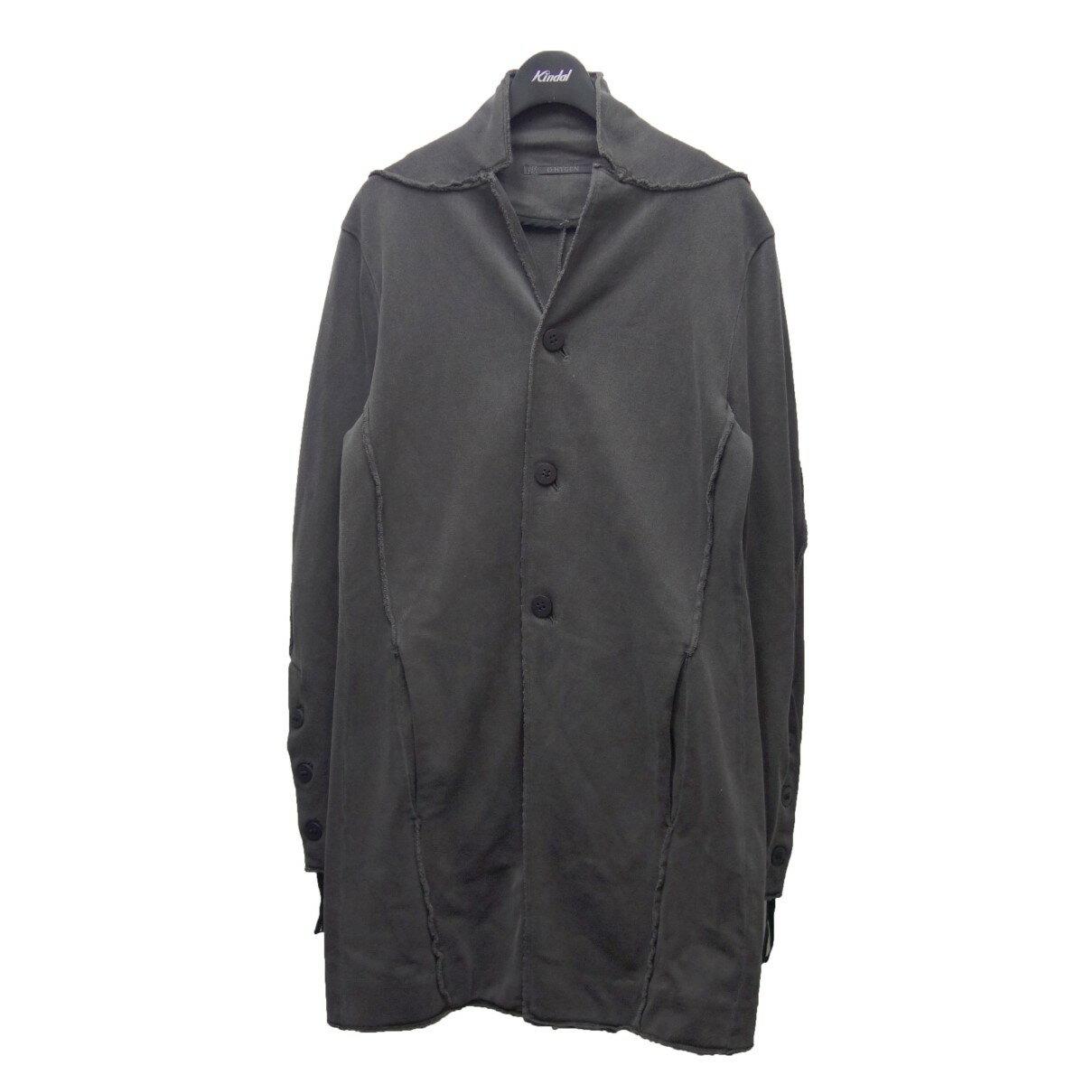トップス, カーディガン DHYGEN 19SSMedium Heavy jersey cardigan 1 130721