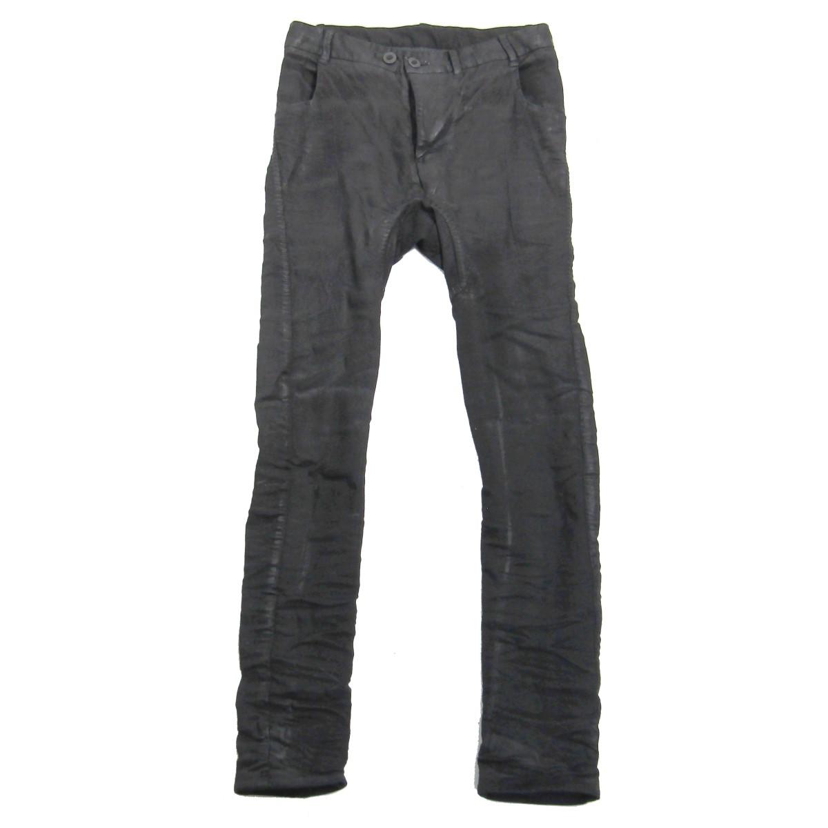 メンズファッション, ズボン・パンツ BORIS BIDJAN SABERI 2021SS P14 2H HAND STITCHED F1939 S 190721