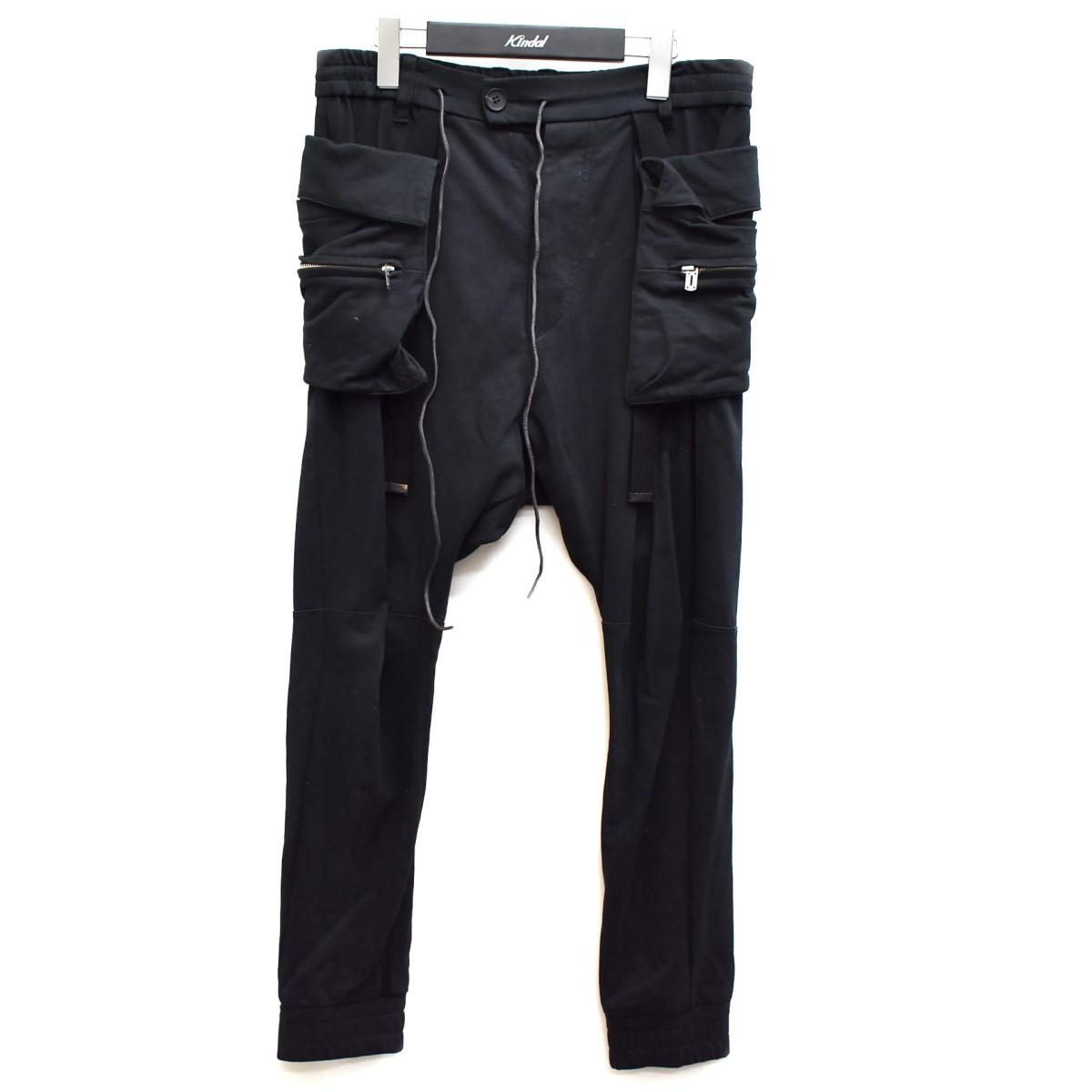 メンズファッション, ズボン・パンツ DHYGEN Flap bag drop crotch pants jog 1 150821