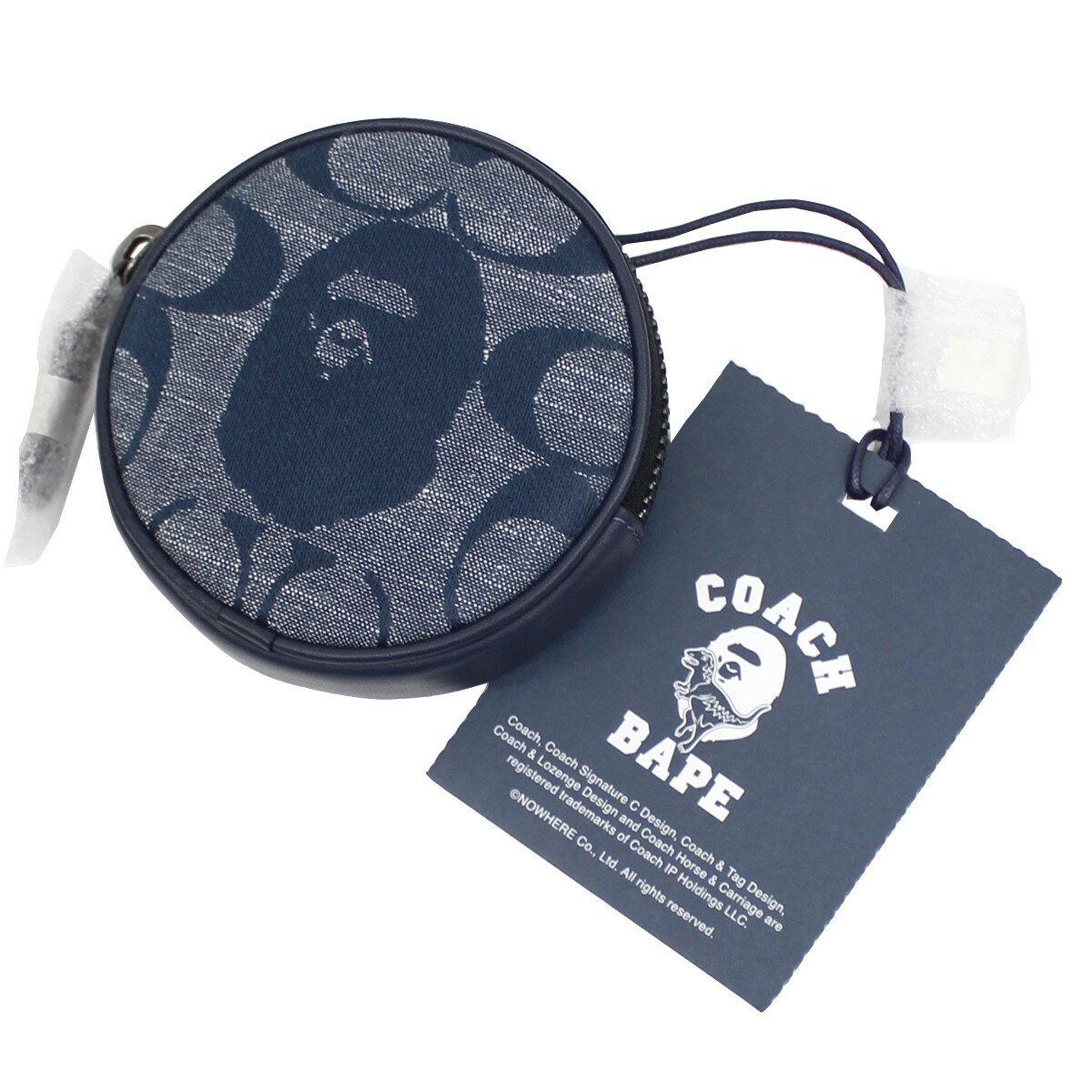 A Bathing Ape wallet A BATHING APE COACH 21AW Co...