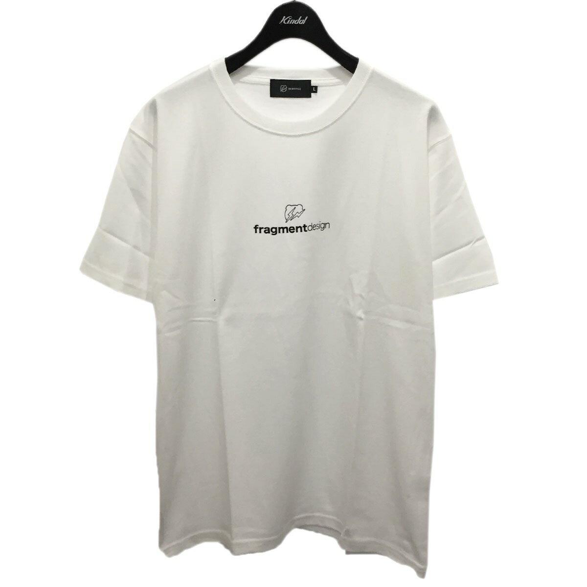 トップス, Tシャツ・カットソー FRAGMENT DESIGN BEARBRICK MEDICOM TOY EXHIBITION 2020 IN VIRTUAL T L 280821