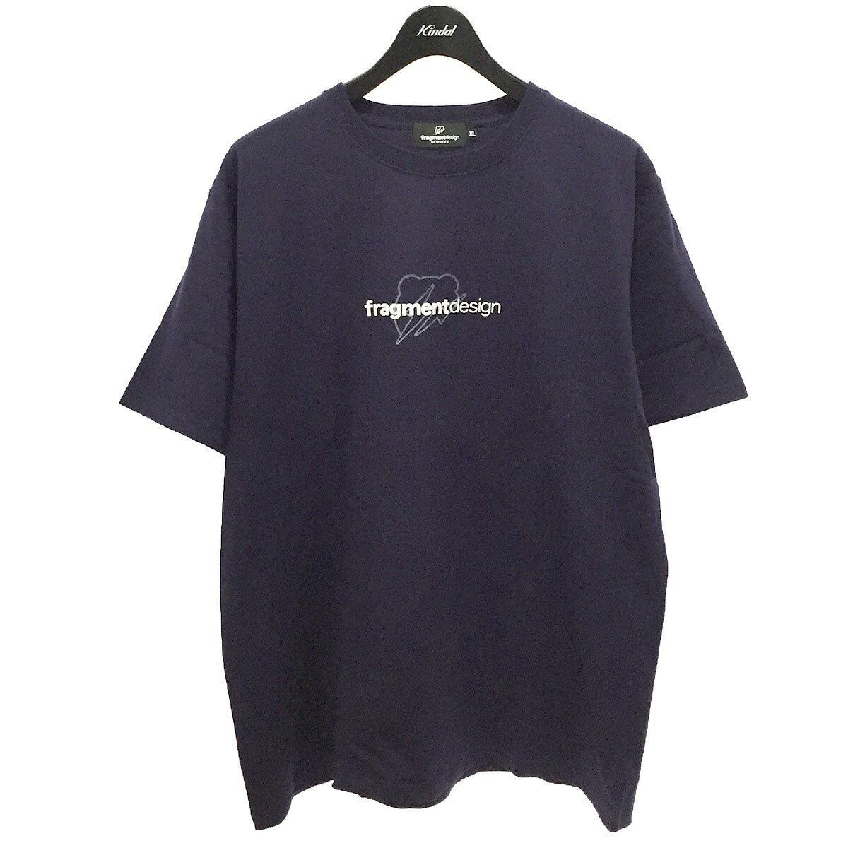 トップス, Tシャツ・カットソー FRAGMENT DESIGN BEARBRICK MEDICOM TOY EXHIBITION 2020 IN VIRTUAL T XL 280821