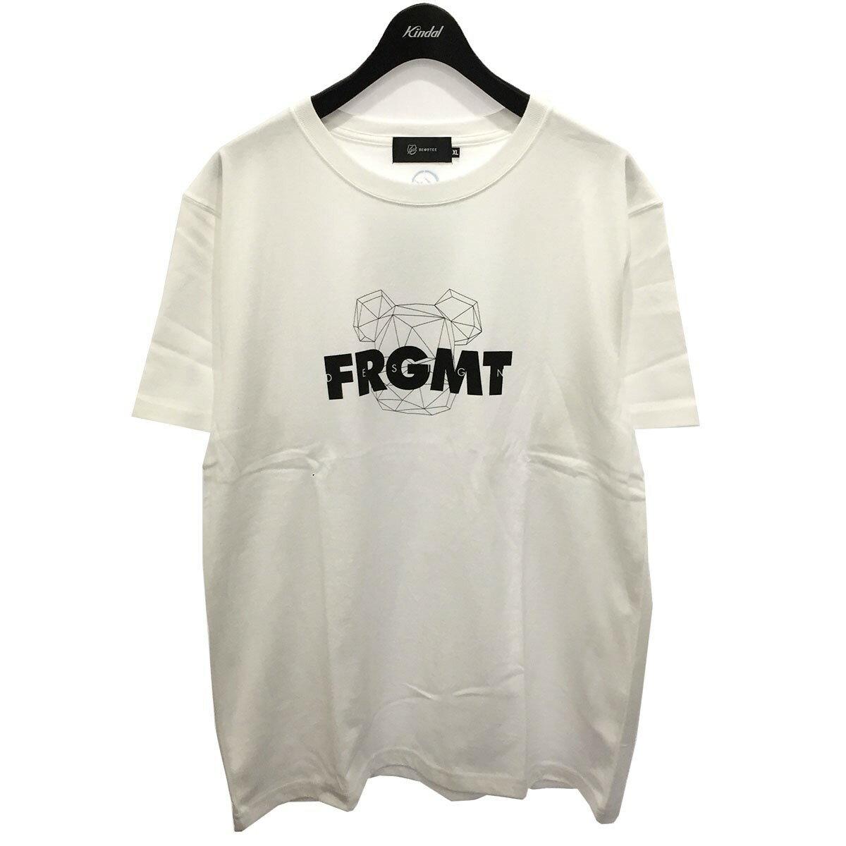 トップス, Tシャツ・カットソー FRAGMENT DESIGN BEARBRICK MEDICOM TOY EXHIBITION 2020 IN VIRTUAL FRGMTT XL 280821