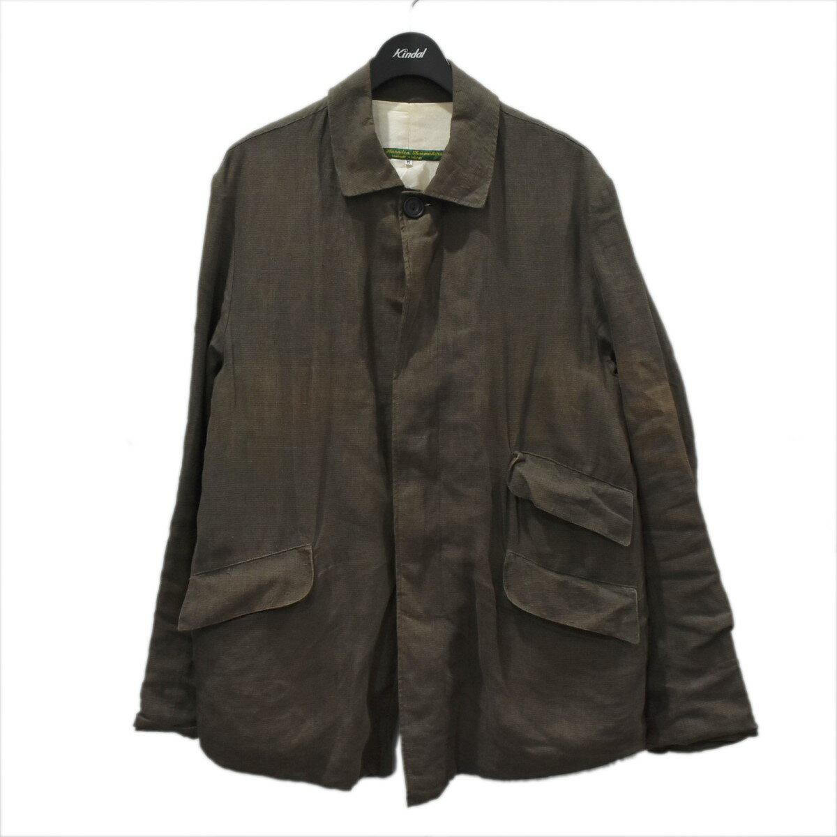 メンズファッション, コート・ジャケット PAUL HARNDEN MAC COAT M 300821