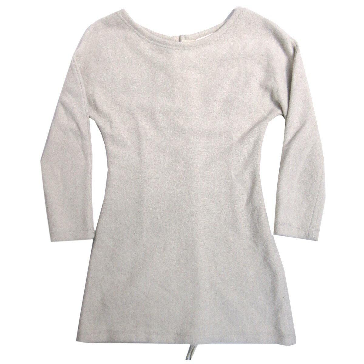 レディースファッション, ワンピース CELINE Angora Wool Knit Sweater XS 061021