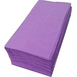 【紙ナプキン】8つ折り2PLYナプキン「ヴァイオレット」(50枚)