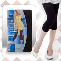 Arrival at arrival at arrival at COOL (cool) pressure beauty leg leggings (wear with the pressure function) intrusion | Pressurization underwear | Revision underwear | Diet | Beautiful leg | Swelling measures | After giving birth diet |
