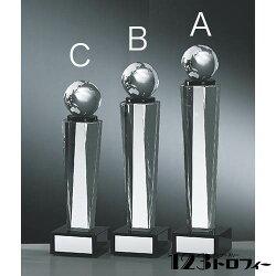 クリスタルオーナメントCM343A★高さ285mm≪SH-1≫★プレート彫刻無料★送料無料