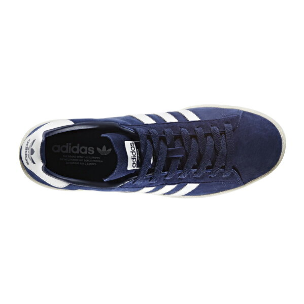 adidasOriginalsCAMPUS(DarkBlue/RunningWhite/ChalkWhite)【ユニセックスサイズ】【17FW-I】