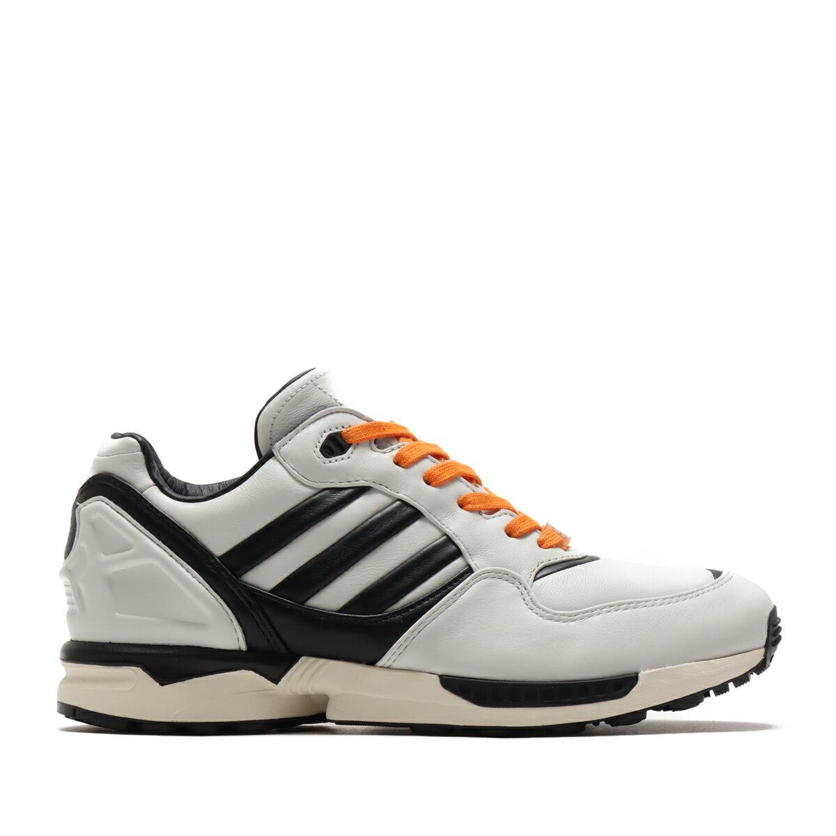 メンズ靴, スニーカー adidas ZX 6000 AZX(CRYSTAL WHITECORE BLACKBAHIA ORANGE)( ZX 6000 AZX)20FW-S