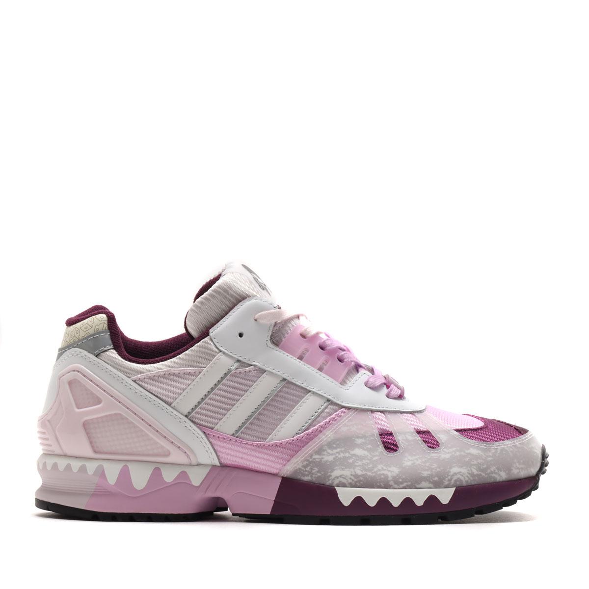 メンズ靴, スニーカー adidas ZX 7000 HEY TEE(MERLOTRICH MAUVECLEAR LILAC)( ZX 7000 )20FW-S