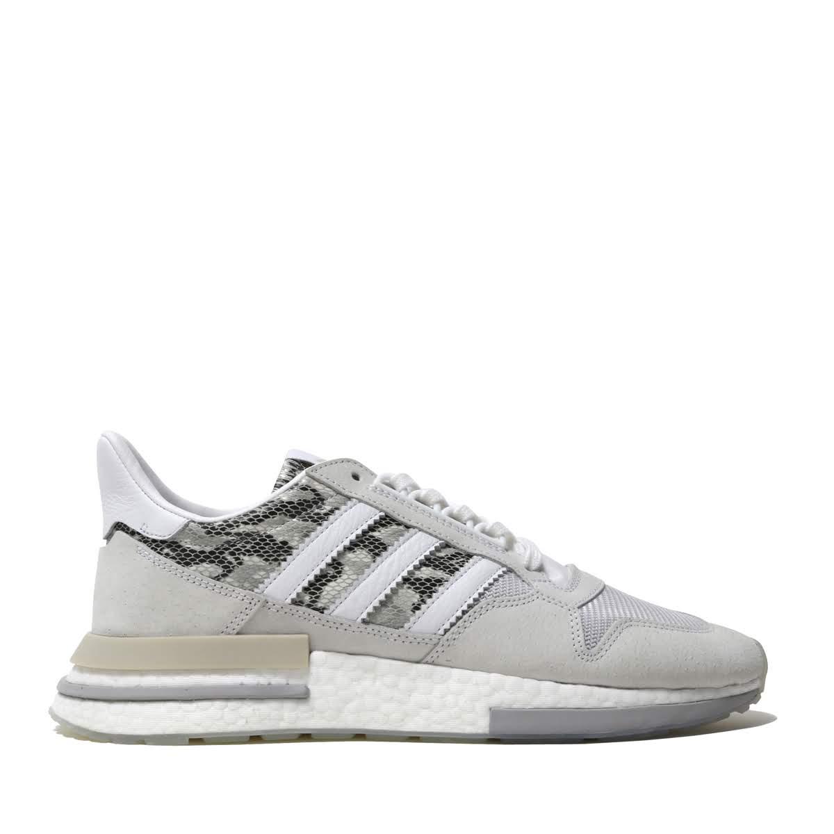 メンズ靴, スニーカー adidas Originals ZX 500 RM(RUNNING WHITERUNNING WHITERUNNING WHITE)( ZX 500 RM)19SS-I