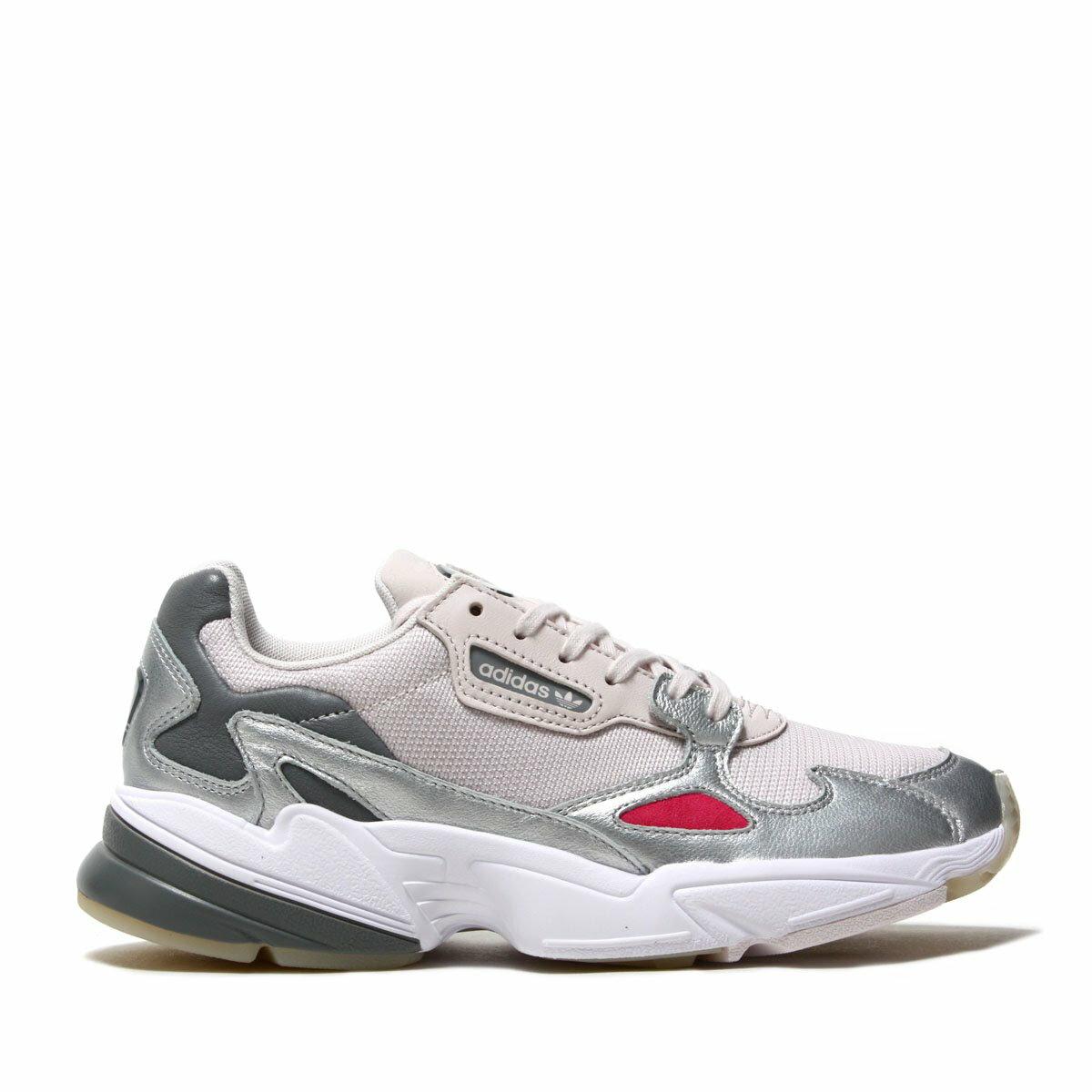 レディース靴, スニーカー adidas Originals Falcon W LL(ORCHID TINTORCHID TINTSILVER MET)( W LL)18FW-I