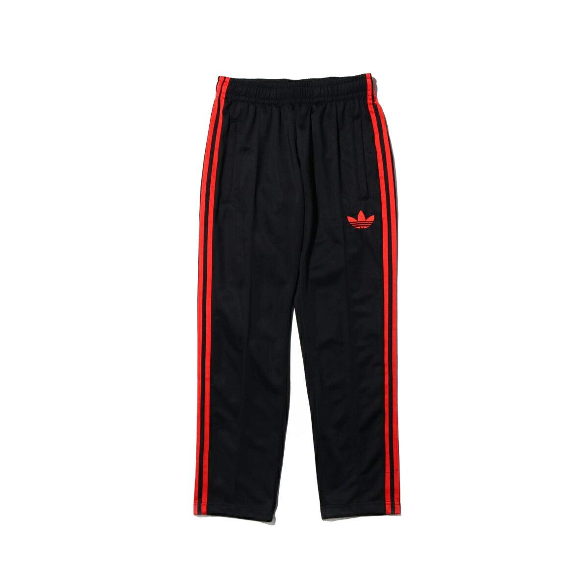 メンズファッション, ズボン・パンツ adidas SST DMC TRACK PANTS(BLACKRED)( DMC )20SS-I