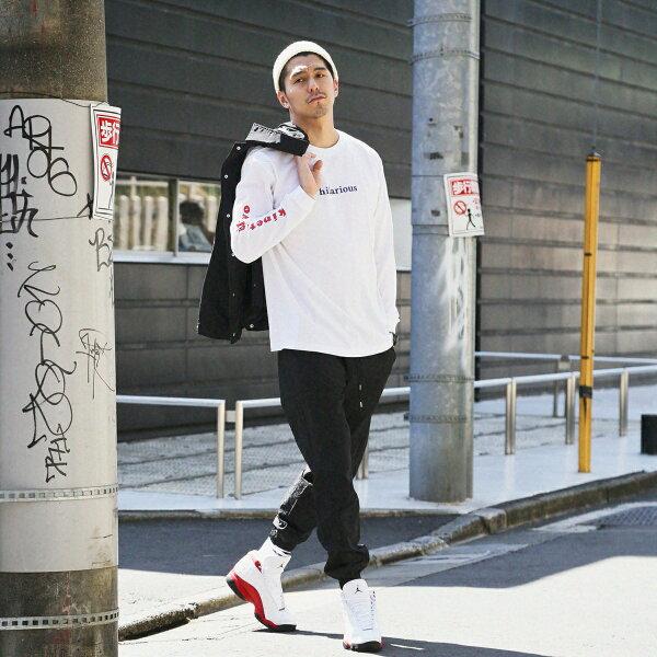 KineticshilariousL/ST-Shirt(2色展開)(キネティクスヒラリアスロングスリーブTシャツ)【17SP-I】