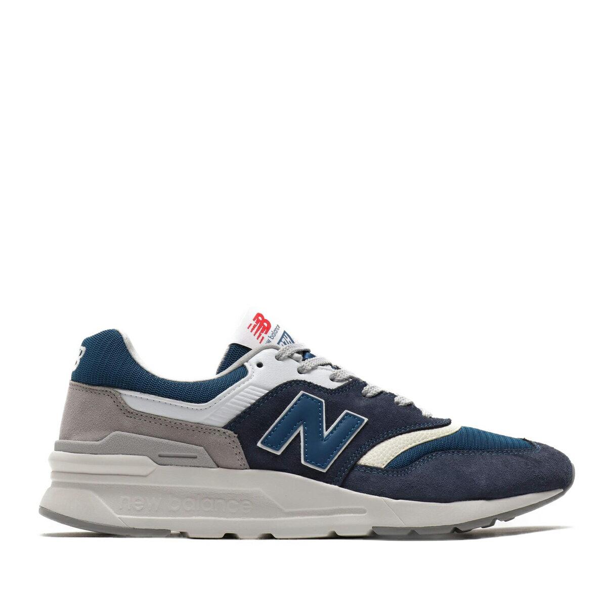 メンズ靴, スニーカー New Balance CM997HDQ(NAVY)( CM997HDQ)19FW-I