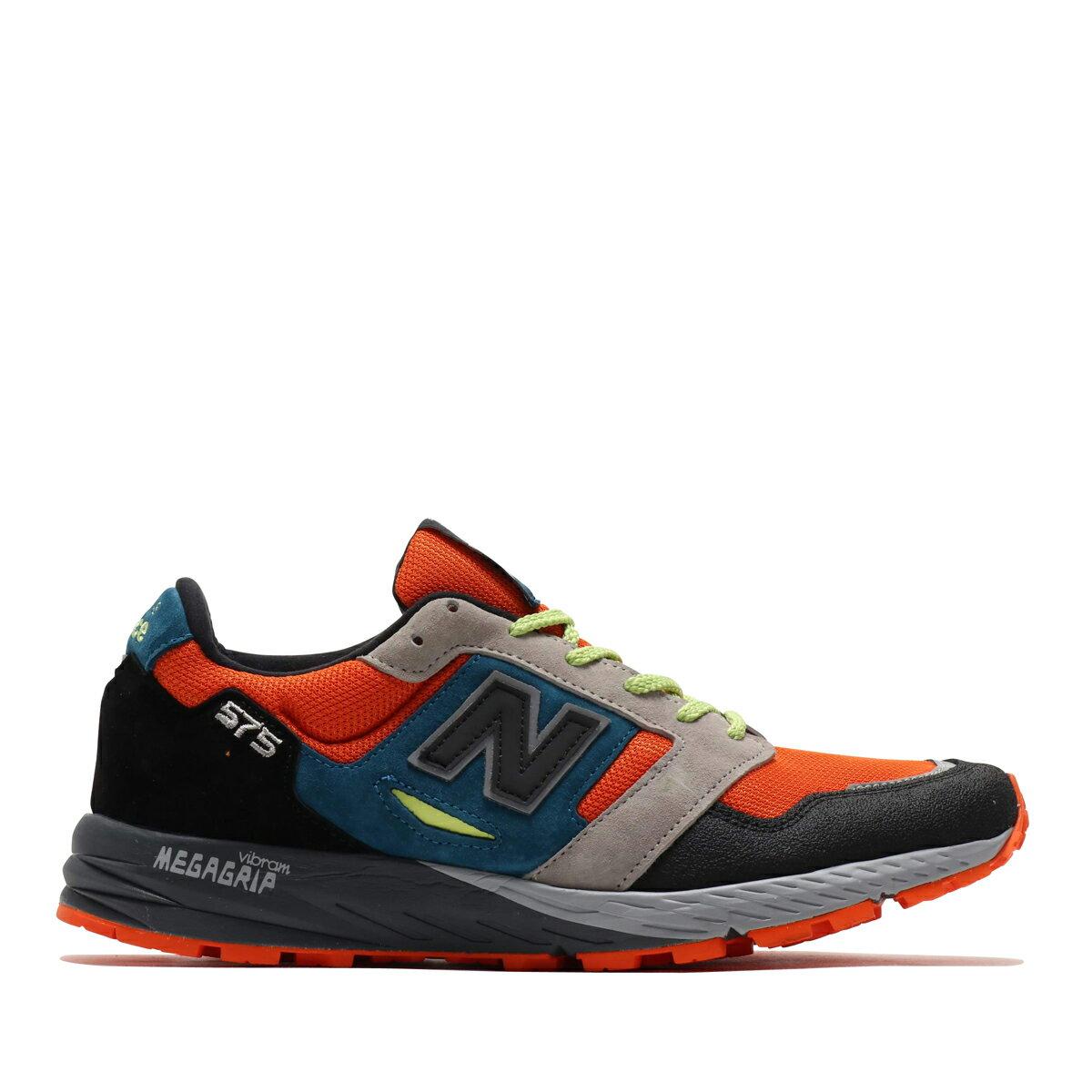メンズ靴, スニーカー New Balance MTL575OP(BLUEORANGE)( MTL575OP)19FW-I