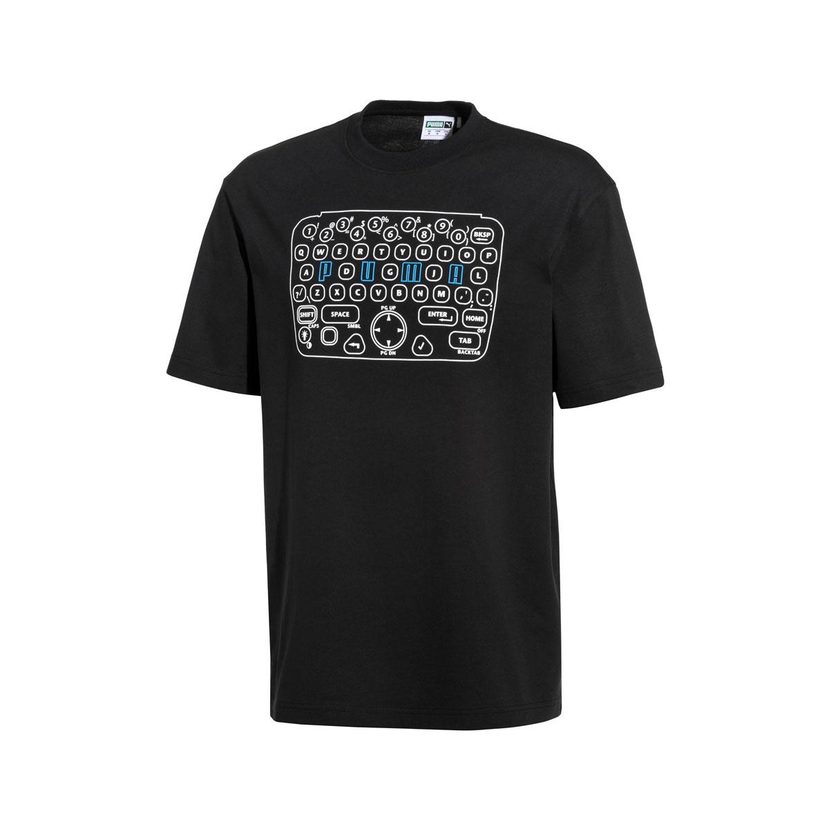 トップス, Tシャツ・カットソー PUMA MOTOROLA TEE(PUMA BLACK)( )T19SP-I