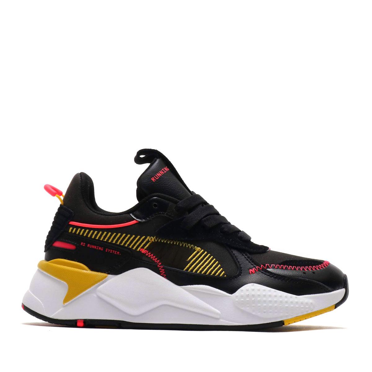 レディース靴, スニーカー PUMA RS-X PROTO WMNS(PUMA BLACK-SU)( RS-X )19HO-I