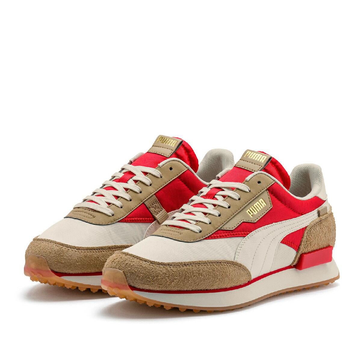 メンズ靴, スニーカー PUMA FUTURE RIDER GAME ON(WHISPER WHITE)( )20SP-S