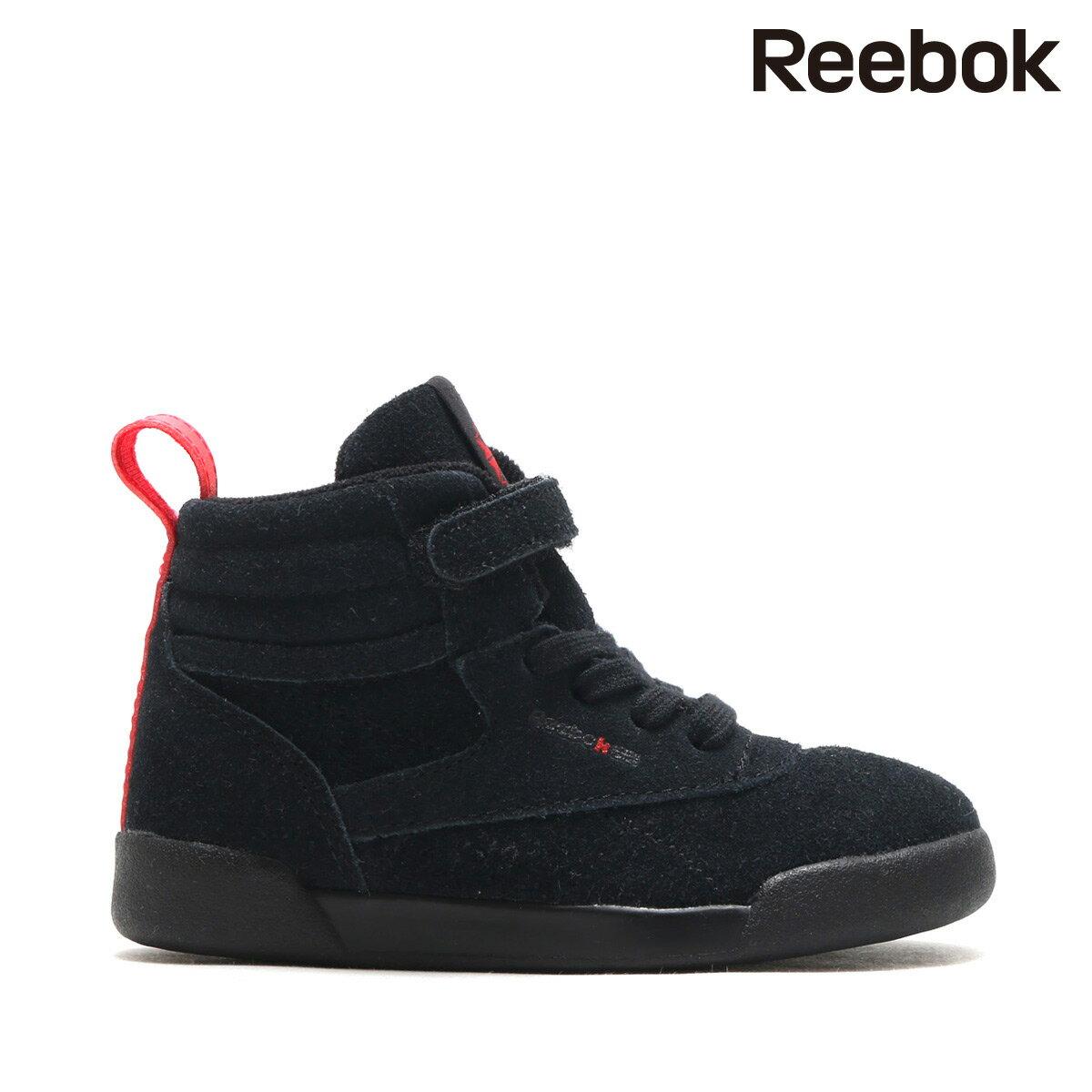 靴, スニーカー Reebok FS HI KAELA(BLACK SCARLETT)( )17HO-S