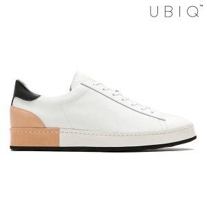UBIQ SUFI J (WHITE)(ユービック スーフィー J)【Kinetics】【MADE IN JAPAN】【レザー】【スニーカー】【ストリート】16SP-I
