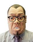 【クーポン最大600円OFF!】あす楽!!【送料無料】野性爆弾くっきー 公式マスク なりきりマスク 宴会 仮装 かぶりもの ネタ OGWEV06274 お笑い芸人 お面 マスク 被り物 話題の人 コスプレ リアル