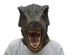 在庫あり!!【送料無料】ラバーマスク T-REX ティラノサウルス ティラノサウルス レックス